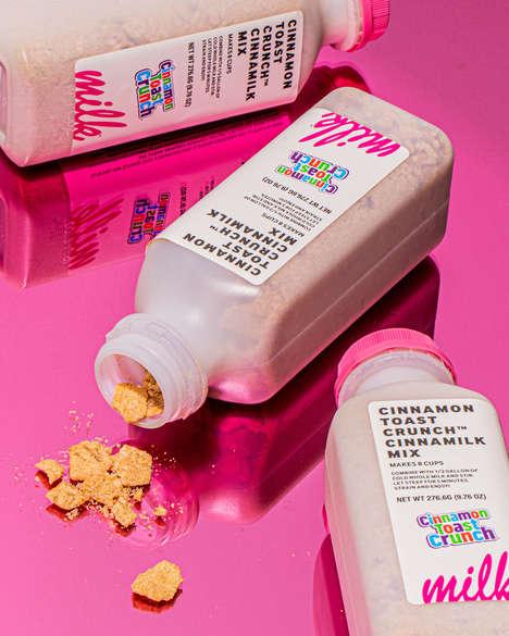Collaborative Cinnamon Sugar Treats