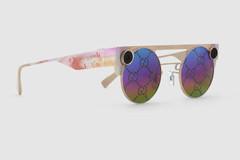 Logo-Embellished AR Glasses