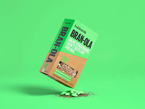 Millennial-Targeted Bran Cereals