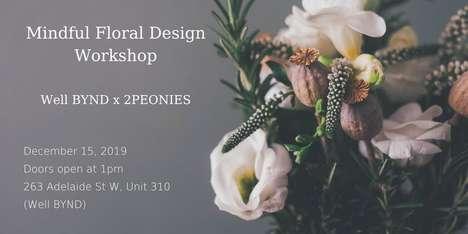 Floral Holiday Workshops