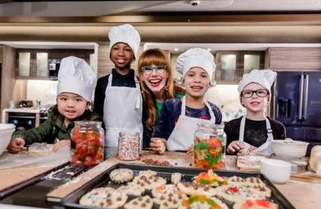 Spreading Holiday Cheer Through Baking