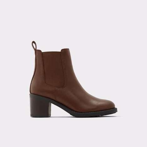 Comfort-Focused Chelsea Boots