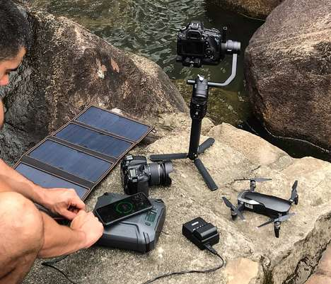 Off-Grid Power Packs