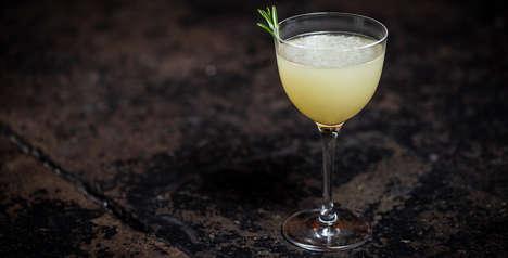 Sustainable Cocktail Menus