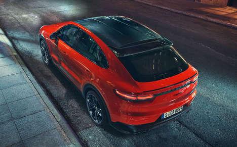 Control-Enhanced Electric SUVs