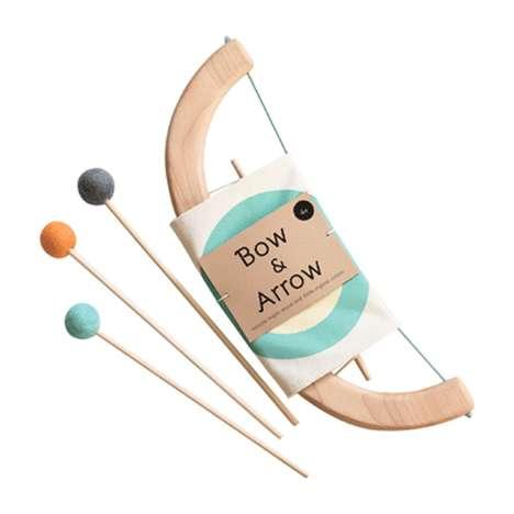 Eco-Friendly Archery Toys