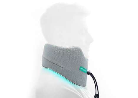 360-Degree Support Neck Pillows
