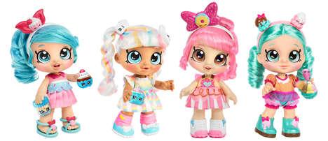 Preschool Friendship Dolls