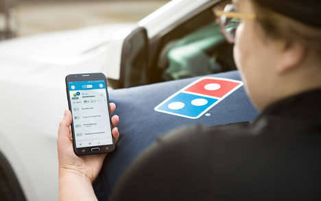 GPS Pizza Tracking