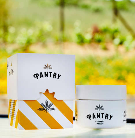 Gourmet Cannabis-Infused Edibles