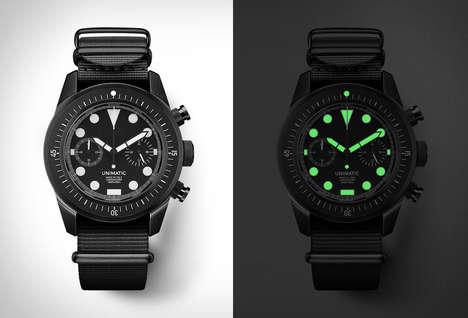 Minimalist Diver Timepieces