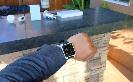 Wrist-Based Gesture Control Remotes