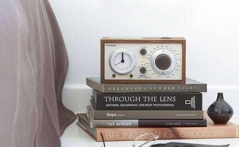 Old-Fashioned Future-Ready Radios