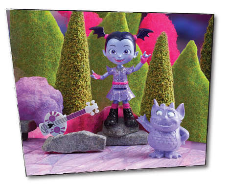 Spooky Disney Series Toys