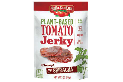 Tomato-Based Jerky Snacks