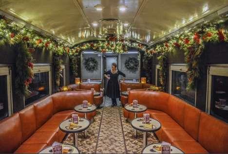 Bozzy Polar Express Trains