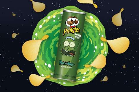 Collectible Pickle Crisps