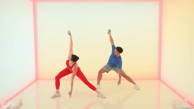 Convenient On-Demand Fitness Classes