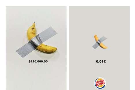 Spoof Fast Food Ads