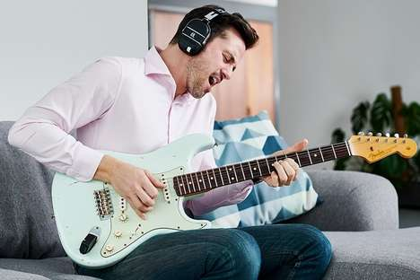 All-in-One Guitar Amp Headphones