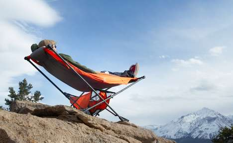 Self-Supporting Hammocks