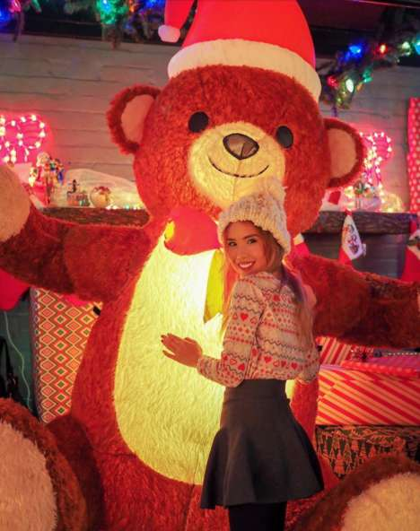 Over-the-Top Christmas Pop-Ups