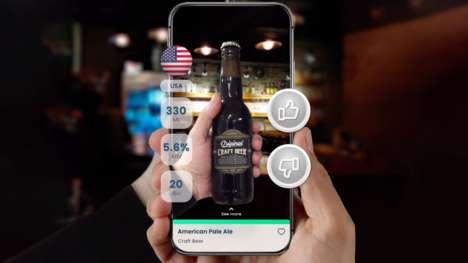 AR Alcohol Apps