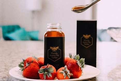 Terpene-Enhanced Honeys