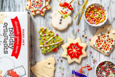 DIY Cookie Ornament Kits