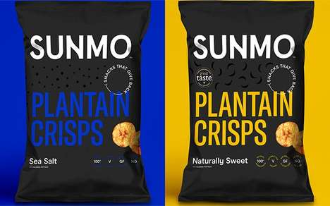 Nutrient-Dense Plantain Snacks