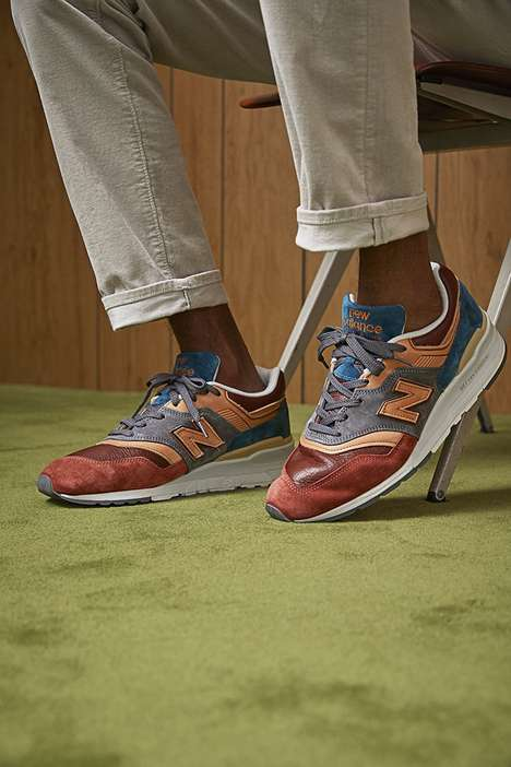 Stylishly Sophisticated Runners
