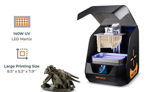High-End Low-Cost 3D Printers
