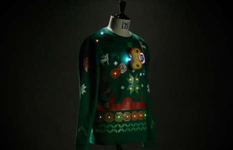 Data-Driven Holiday Sweaters