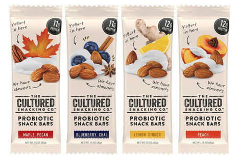 Probiotic-Packed Snack Bars