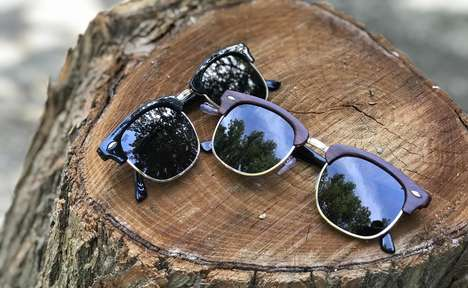 Replacement-Backed Sunglasses