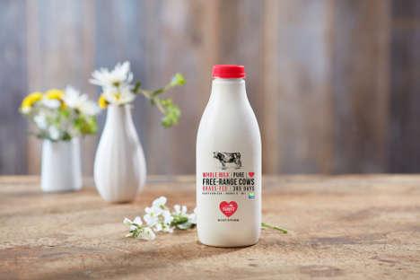Free-Range Milk