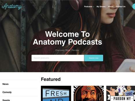 Podcast Discovery Platforms