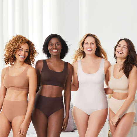 Moisture-Wicking Shapewear
