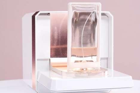 Refillable Fragrance Bottles
