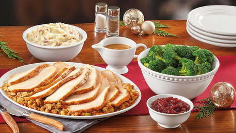 Premade Holiday Meal Packs