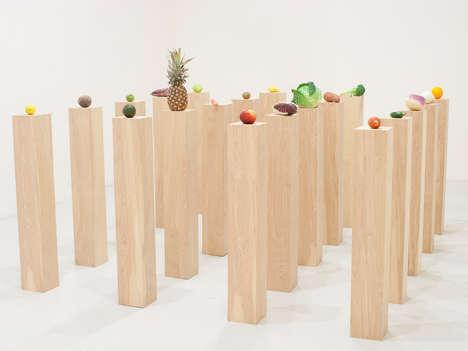 Edible Fruit Installations