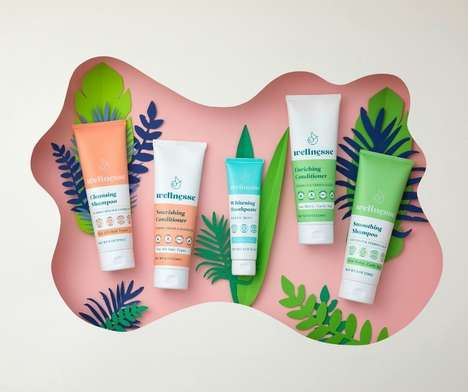 All-Natural Personal Care Collections