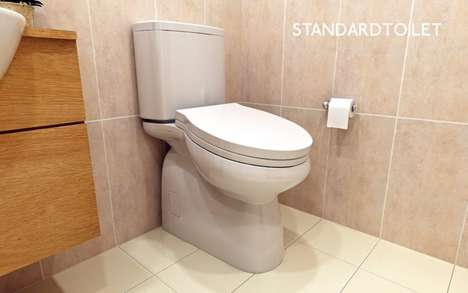 Intentionally Uncomfortable Toilets