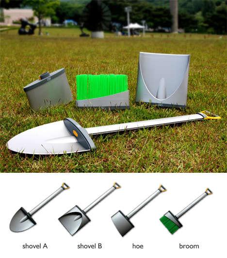 Multifunctional Garden Tools