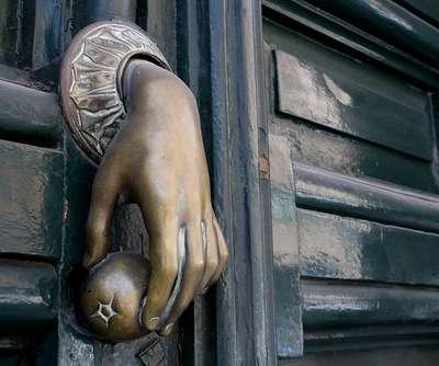 Vintage Door Accessories