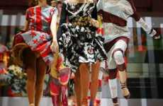 Haute Anglomania - American High Fashion Excels in China