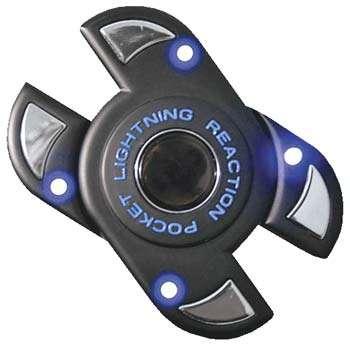 Lightning Taser Roulette