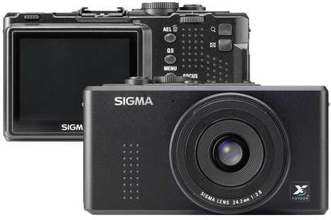 Consummate Cameras