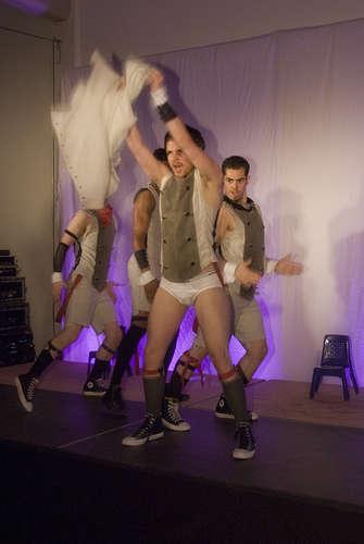 Burlesque for Boys
