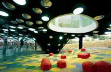Fantasy-Filled Architecture - Dalki Theme Park Encourages Creativity in Children